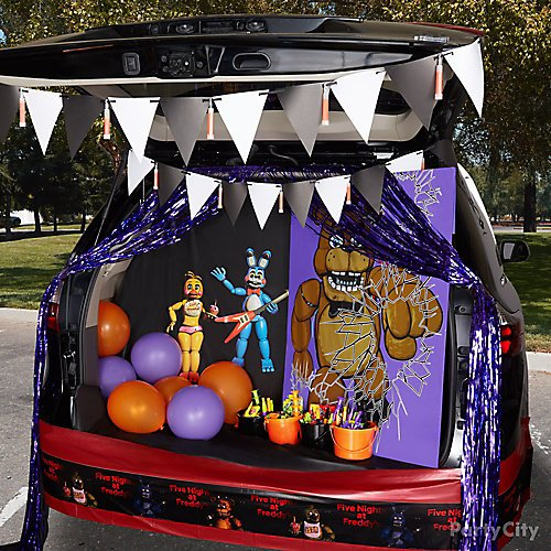 Halloween image Trunk or Treat
