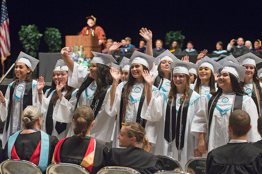 ann richards grads
