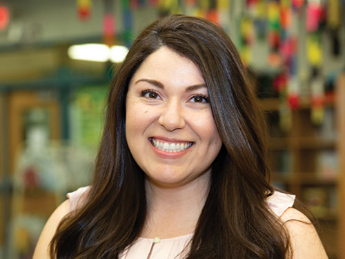 Ashley Rivera, Elementary Teacher of the Year