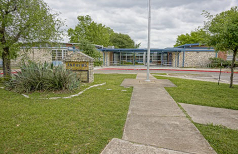 andrews isd tax office