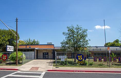 brooke elementary school austin isd