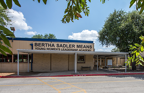 bertha sadler means young womens leadership academy