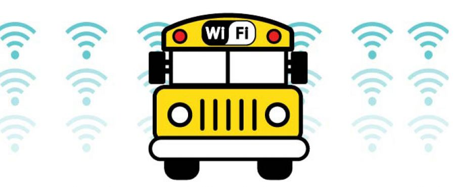 wifi bus graphic